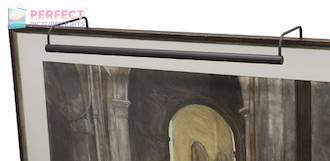 """Slim-Line 64"""" Oil Rubbed Bronze Picture Light"""