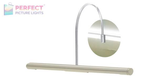"Direct Wire Slim-Line XL 14"" Chrome Picture Light"