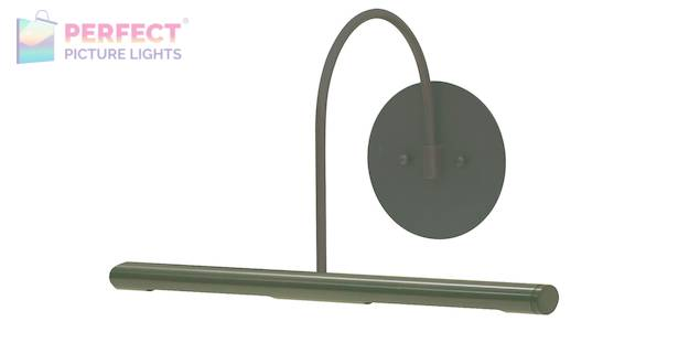 "Direct Wire Slim-Line XL 14"" Oil Rubbed Bronze Picture Light"