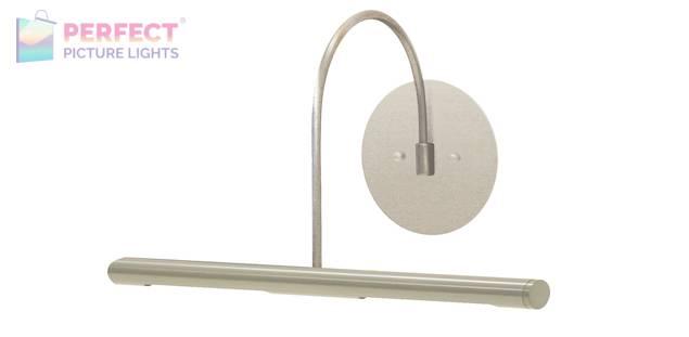"Direct Wire Slim-Line XL 14"" Satin Nickel Picture Light"