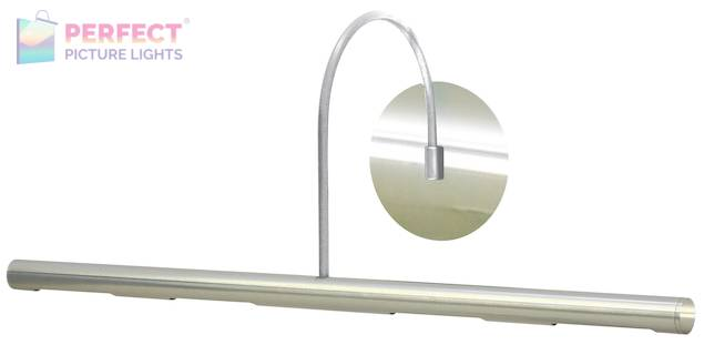 "Direct Wire Slim-Line XL 24"" Chrome Picture Light"