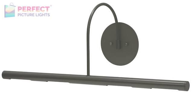 """Direct Wire Slim-Line XL 24"""" Oil Rubbed Bronze Picture Light"""