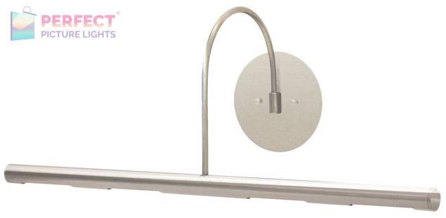 "Direct Wire Slim-Line XL 24"" Satin Nickel Picture Light"