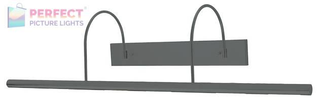"""Direct Wire Slim-Line XL 36"""" Oil Rubbed Bronze Picture Light"""