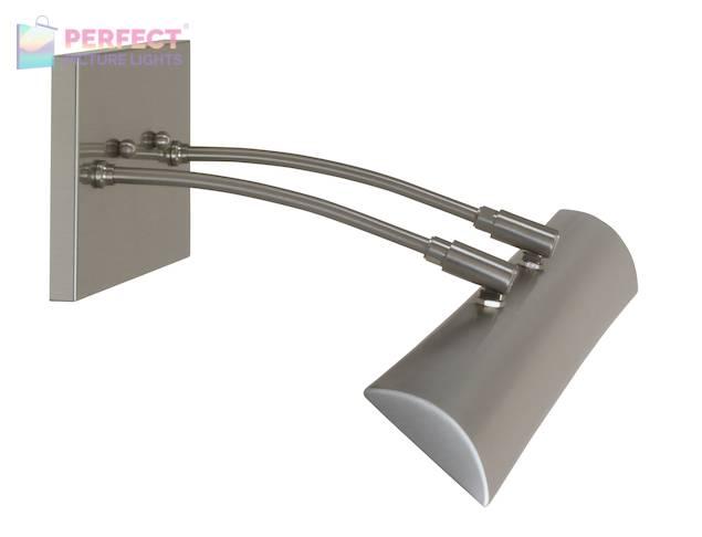 "Zenith 24""Direct Wire LEDZ picture light in Satin Nickel"