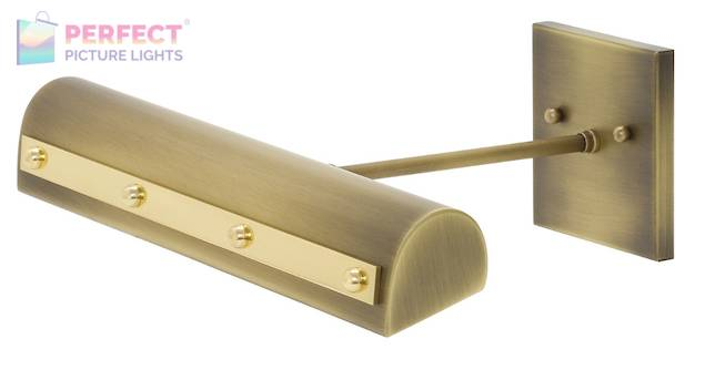 Directwire Traditional  LEDZ Rivet Motif: Antique Brass w/ Polished Brass