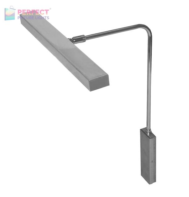 "Horizon 12"" LED Picture Light in Chrome"