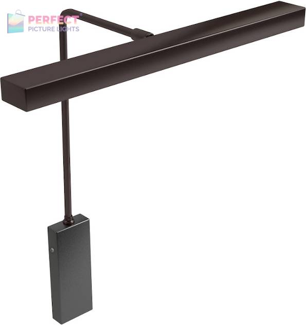"""Horizon 12"""" LED Picture Light in Oil Rubbed Bronze"""