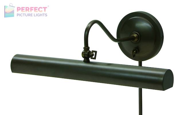 """Library Lamp 16"""" Oil Rubbed Bronze"""