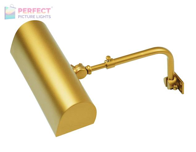 """Richardson Reflector 8"""" Gold Picture Light"""