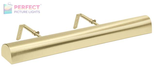 """Traditional LED 24"""" Satin Brass Picture Light"""