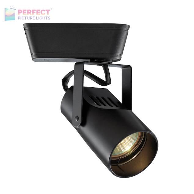 WAC 007LED 8W LED Track Head - Black
