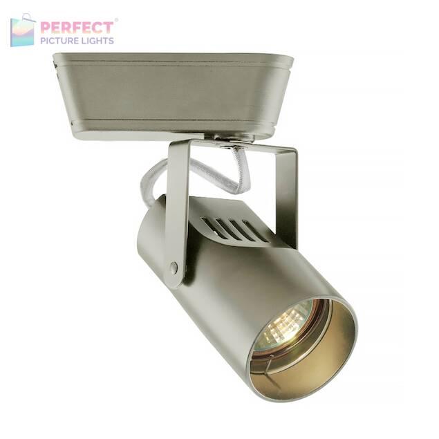 WAC 007LED 8W LED Track Head - Brushed Nickel