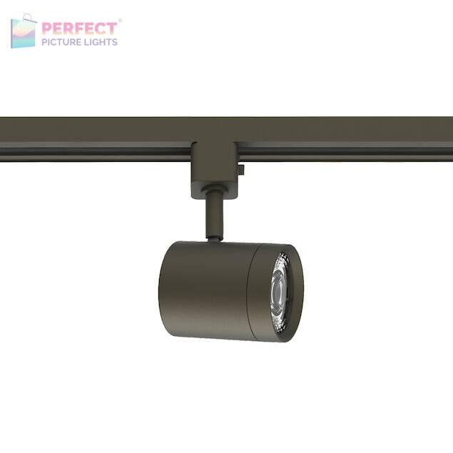WAC Charge 16W LED Track Head - Dark Bronze