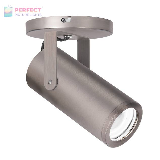 WAC Silo 20W LED Monopoint/Spot - Brushed Nickel