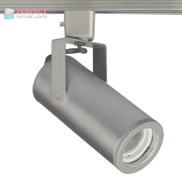 WAC Silo 20W LED Track Head - Brushed Nickel