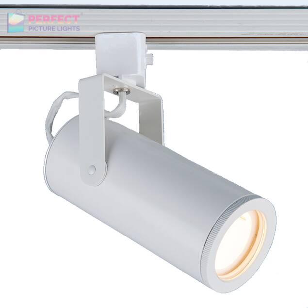 WAC Silo 42W LED Track Head - White