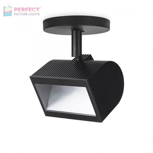 WAC Wall Wash 20W LED Monopoint/Spot - Black