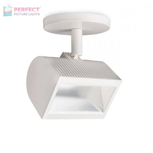 WAC Wall Wash 20W LED Monopoint/Spot - White